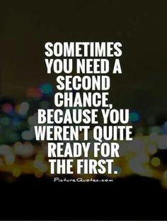 #Random Second Chance (?)