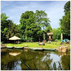 De Waterkant at the Westbroekpark, Den Haagopen from Kingsday untill Prinsjesdag