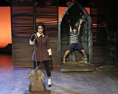 Photo Flash: Meet the Cast of THE ADDAMS FAMILY, Opening Tonight at Cortland Rep