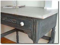 chalk painted furniture ideas | Painted Furniture