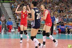 WGP, Final Six Sapporo: Chinki, Brazylijki, Japonki - wygrały dzisiejsze mecze.