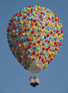 ♫ up up and away .. X ღɱɧღ ♫ || UK: England Bristol Hot-Air Balloon Festival