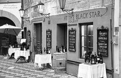 Old town in Prague, Czech republic Prague Czech, Black Star, Urban Photography, Czech Republic, Old Town, Rome, Old City, City Photography, Bohemia