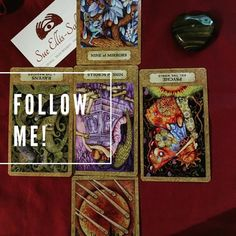 Not following along yet? #followme for #Tarot #symbolism #guidance #lifecoaching #connectwiththeUniverse