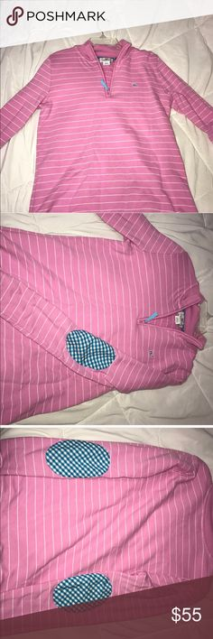 Vineyard Vines Vineyard Vines sheep shirt with elbow pads! Vineyard Vines Jackets & Coats