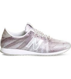 New Balance 420 White Light Grey Feather - Unisex Sports
