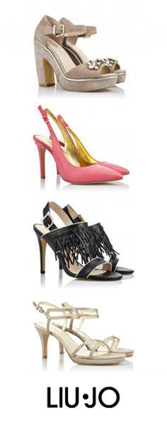 Sandals mania #liujo #SS2015