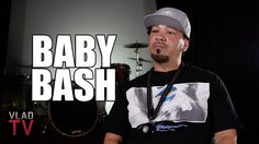 Baby Bash on Being a Hispanic Rapper But Not Gang Related, Raised Around...