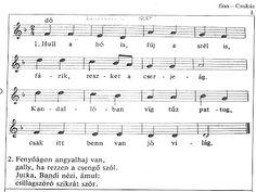 mezeikinga: Hull a hó is. Advent, Sheet Music, Songs, School, Christmas, Xmas, Navidad, Noel, Song Books