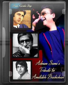 MEDLEY NAME - Adnan Sami Tribute To Amitabh Bachchan