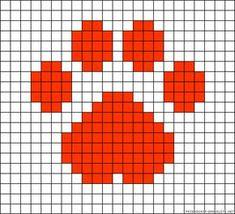 Knitting Charts, Knitting Patterns, Crochet Patterns, Mini Cross Stitch, Cross Stitch Animals, Bead Loom Patterns, Beading Patterns, Cross Stitch Designs, Cross Stitch Patterns
