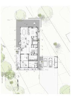 BO House,Planta Primer Piso