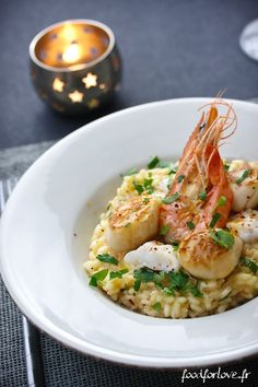 risotto royal