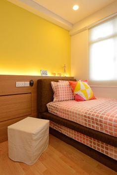 Cozy Bedroom in Minimalist Design
