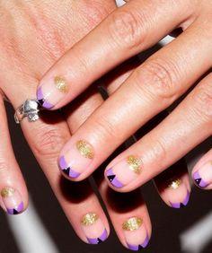 Uñas semitransparentes #uñas #manicura #colores #lacasdeuñas #belleza #cuidado  #manos