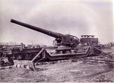 The Coastal Artillery Corps of WW1