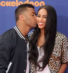 Pin for Later: Ciara's Son, Future, Solidifies His Future Heartbreaker Status at the Kids' Choice Sports Awards