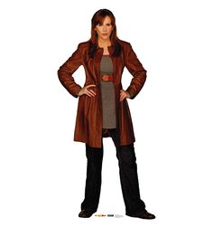 Donna Noble From Doctor Who Cardboard Cutout