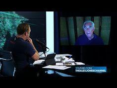 Donald Trump will destroy Hillary Clinton next week, Alex Jones talks to Roger Stone - YouTube
