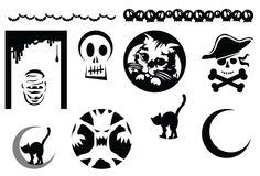 KLDezign SVG: Halloween pack 4