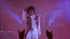 His dance moves rope you in. | 31 Prince GIFs That Will Awaken Your Inner Thirst