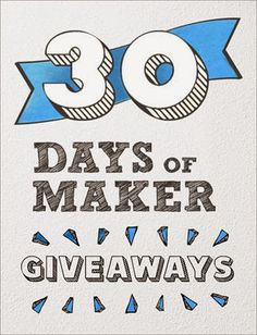 Mail4Rosey: Zazzle 30 Days of Maker #Giveaway List! $1,000 Grand Prize Shopping Spree!
