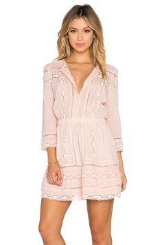 Tularosa x REVOLVE Payton Dress in Pale Pink | REVOLVE