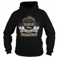 Cool BARAN BARANYEAR BARANBIRTHDAY BARANHOODIE BARANNAME BARANHOODIES  TSHIRT FOR YOU Shirts & Tees