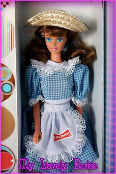 Little Debbie - I want this Barbie Doll!