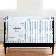 Argington Organic Crib Bedding Set