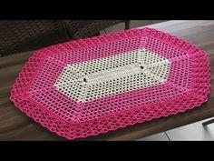 TAPETE DEGRADÊ MAIS FÁCIL QUE EXISTE (VENDE VENDE) - YouTube Crochet Table Mat, Crochet Motif, Lace Doilies, Crochet Doilies, Crochet Videos, Blanket, Home Decor, Polka Dot Rug, Crochet Doily Rug