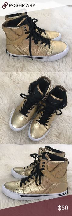 552243066416 Gold Supra Muska 001 These are so amazing! I bought them off another  posher