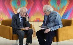 """Em entrevista ao programa Observatório da Imprensa, da TV Brasil, sociólogo polonês de 89 anos afirmou que o Brasil é um """"milagre inacabado"""": """"Vocês estão no caminho certo e eu espero de todo o meu coração que vocês cheguem lá"""""""