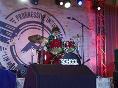 Trevor rocking the 2014 show