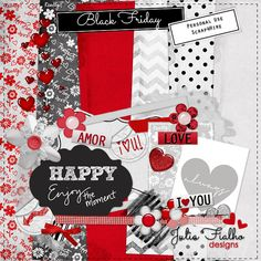 Julia Fialho Designs: Black Friday Freebie