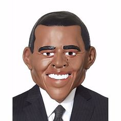 Halloween Cosplay Party President Barack Obama Face Props Political Costume Mask  sc 1 st  Pinterest & Pin by Maya Vetrau on ????? | Pinterest