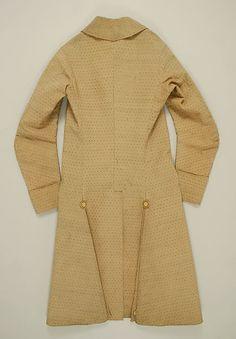 Coat ca. 1785