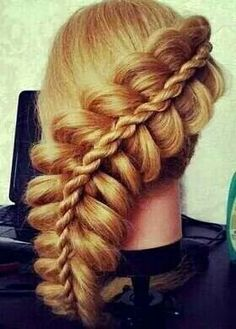 Lang haar vlechten! on Pinterest | Twist Braids, Braids and ...
