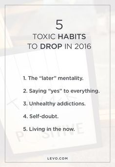 Kick these bad habits to the curb! Here's how: Pin it: https://www.pinterest.com/pin/28991991329292023