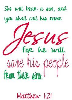 Christmas Ornament Bible Verse Crafts | December/ Happy Birthday ...