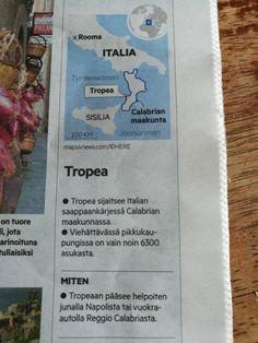 Personalized Items, Italia
