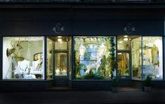 Cotswold shop window