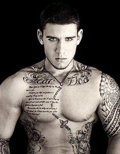 kreuz tattoo mann - Google-Suche