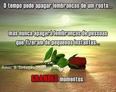 Lembranças.