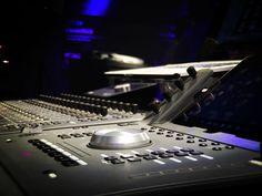 Pro Tools | Dock para Ipad controla tu software de Audio o Video. #Avid #Audio #Video #Eucon #Controller