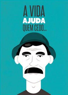 Poster Seu Madruga