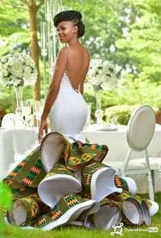 Latest African Fashion Dresses, African Print Dresses, African Print Fashion, African Dress, Africa Fashion, Ghana Fashion, Ankara Fashion, African Prints, African Fabric