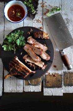 Thai bbq pork | heneedsfood.com