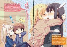 Sakurasou no Pet na Kanojo - Rita and Ryuunosuke