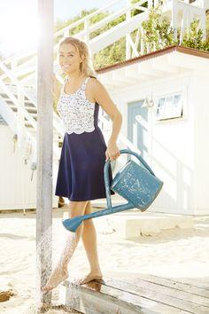 Easy, breezy dresses are always in. LC Lauren Conrad at #Kohls